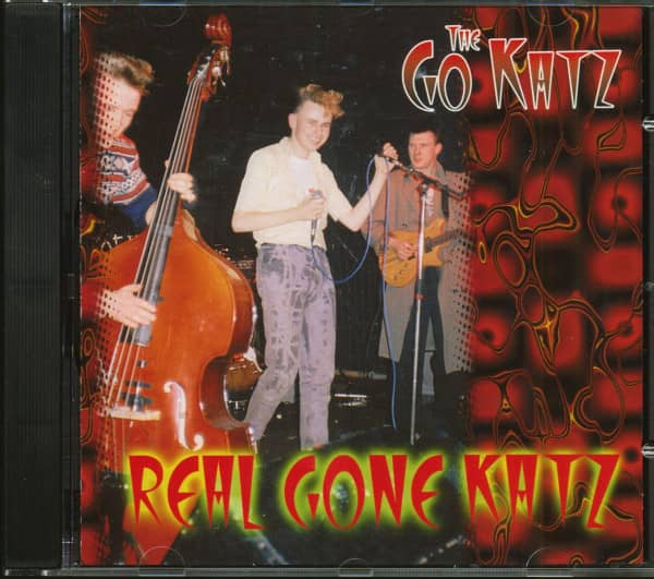 Real Gone Katz (CD)