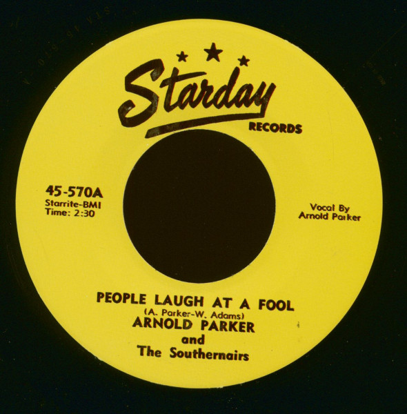 Find A New Woman - People Laugh At A Fool (7inch, 45rpm)