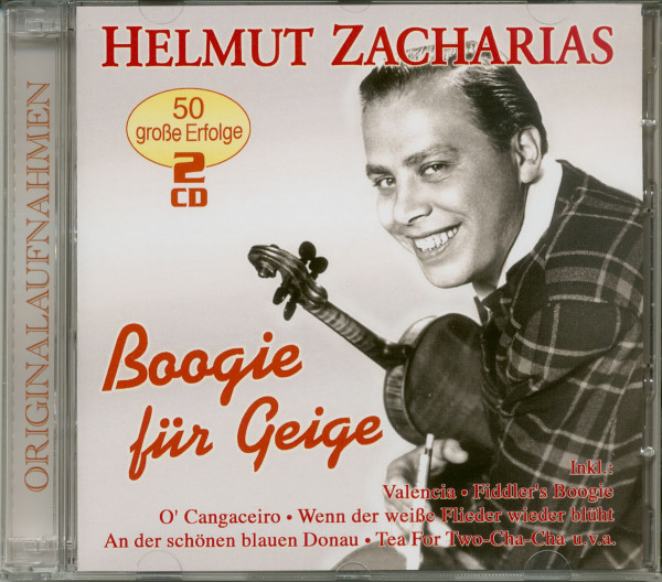 Boogie für Geige: 50 große Erfolge (2-CD)