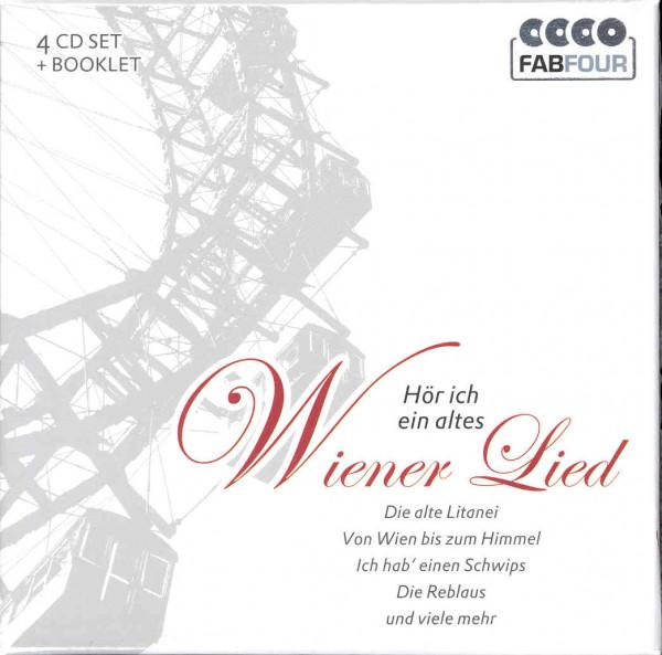 Hör ich ein altes Wiener Lied (4-CD)