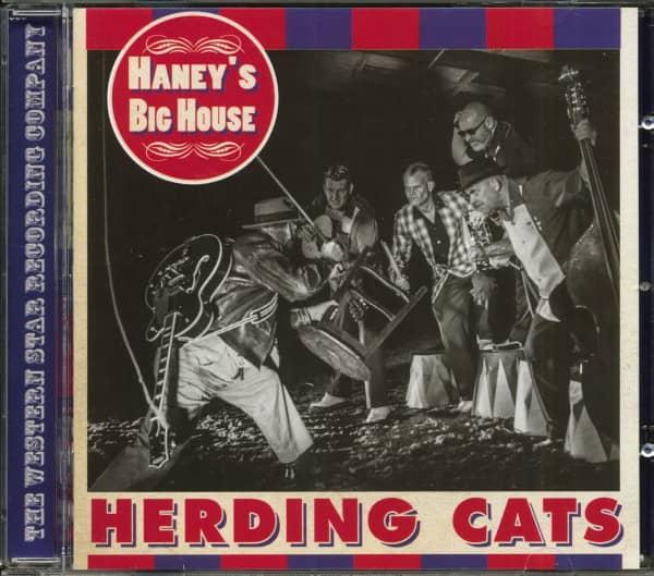 Herding Cats (CD)
