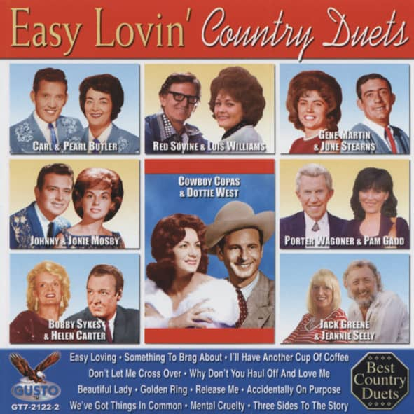 Easy Lovin' Country Duets
