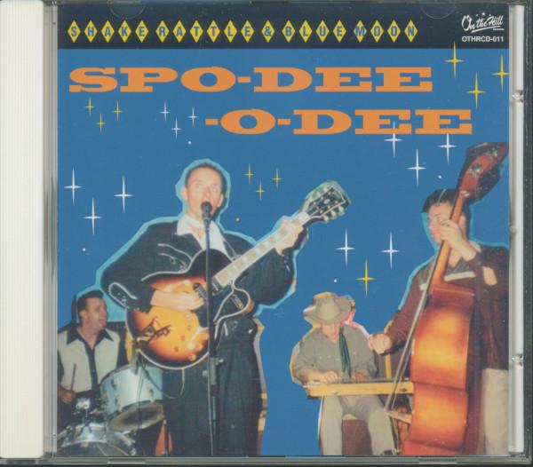 Shake Rattle & Blue Moon (CD)