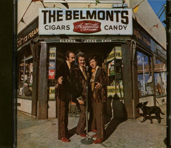 Cigars, Acapella, Candy (CD, Cut-Out)