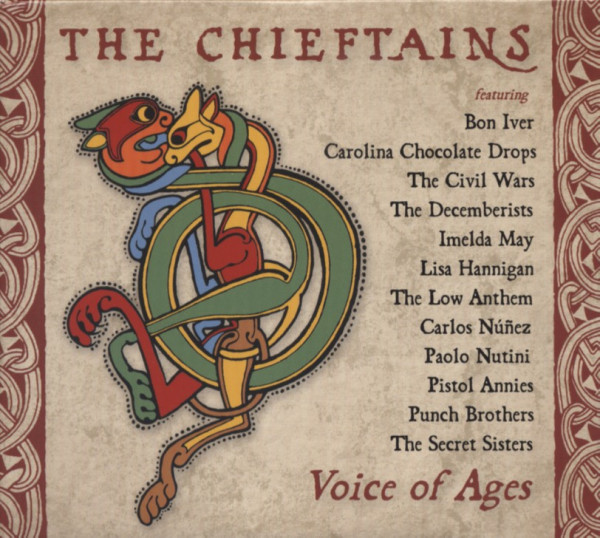 Voice Of Ages (CD&ampamp;DVD) 2012