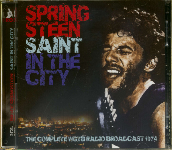 Saint In The City - The Complete WGTB Radio Broadcast 1974 (2-CD)