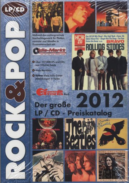 LP & CD Preiskatalog 2012 - Vereinigte Motor Verlage - Oldie Markt