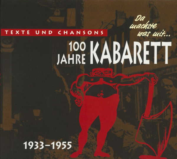 100 Jahre Kabarett Teil 2 (3-CD)