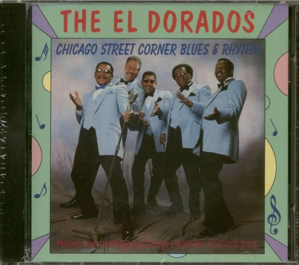 Chicago Street Corner Blues & Rhythm (CD)