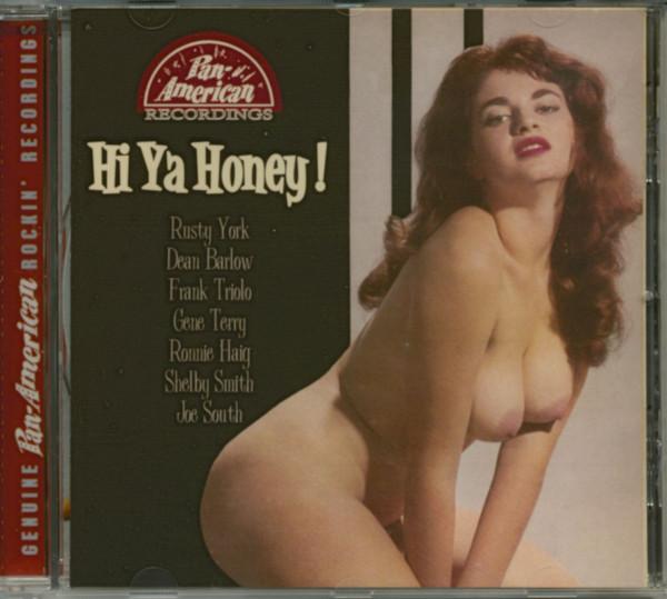 Hy Ya Honey (CD)