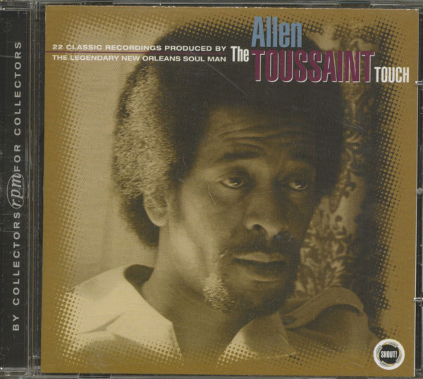 The Toussaint Touch - New Orleans Classics (CD)