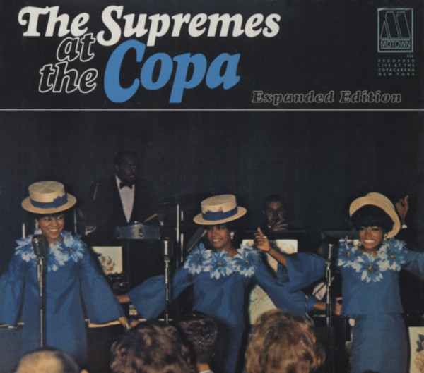 At The Copa...plus (2-CD) Limited Edition
