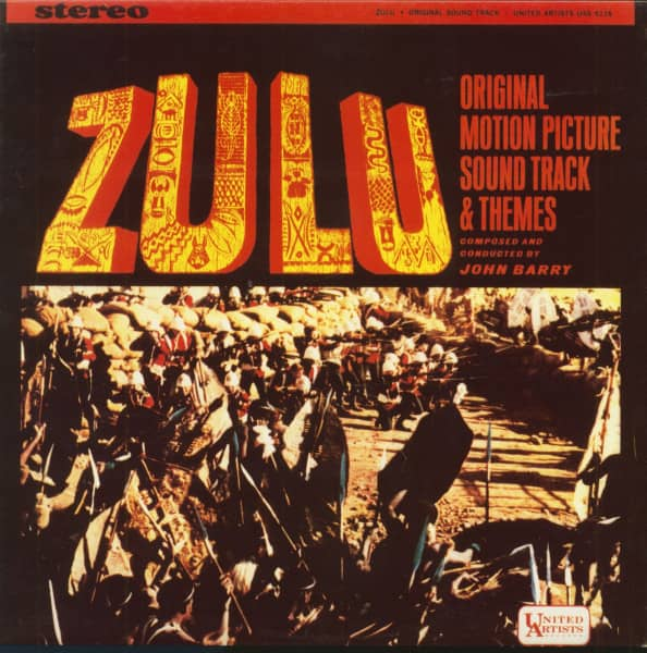 Zulu - Original Motion Picture Soundtrack & Themes (LP)
