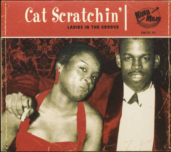 Cat Scratchin' - Ladies In The Groove (CD)