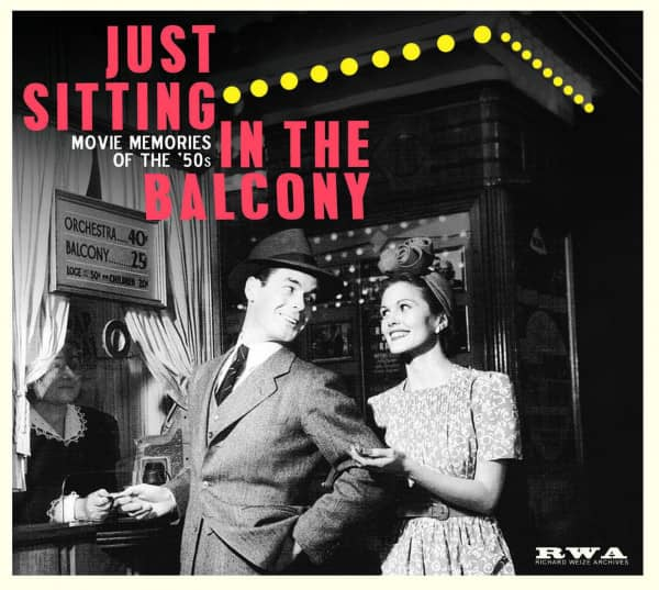 Just Sitting In The Balcony - Movie Memories Of The '50s (CD)