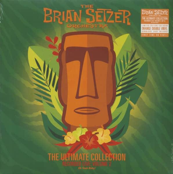 The Ultimate Collection Vol.2 (2-LP, 180g Orange Vinyl, Download, Ltd.)