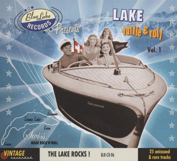 Lake Rattle & Roll - The Lake Rocks !