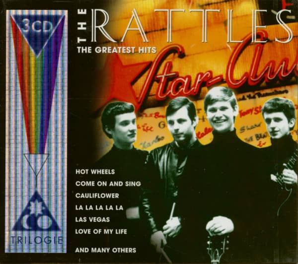 The Greatest Hits (3-CD)