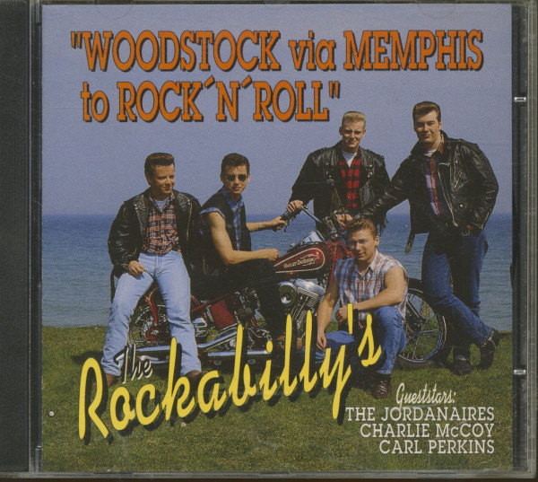 Woodstock Via Memphis (CD)