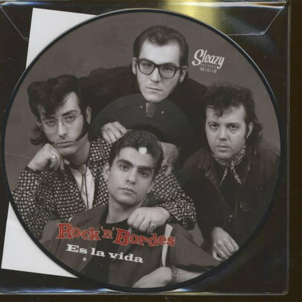 Es La Vida (LP, 10inch, Picture Disc)
