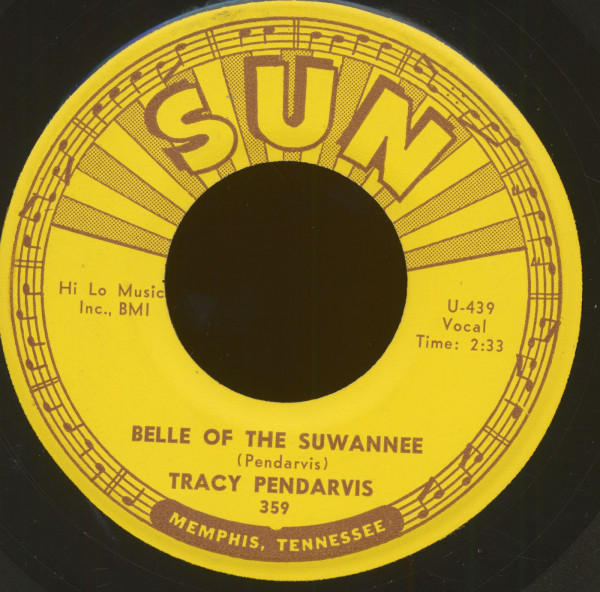 Belle Of The Suwanee - Eternally (7inch, 45rpm)