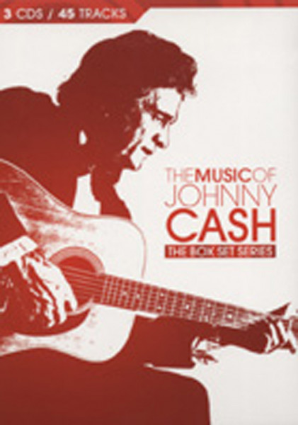 The Music Of Johnny Cash (3-CD)