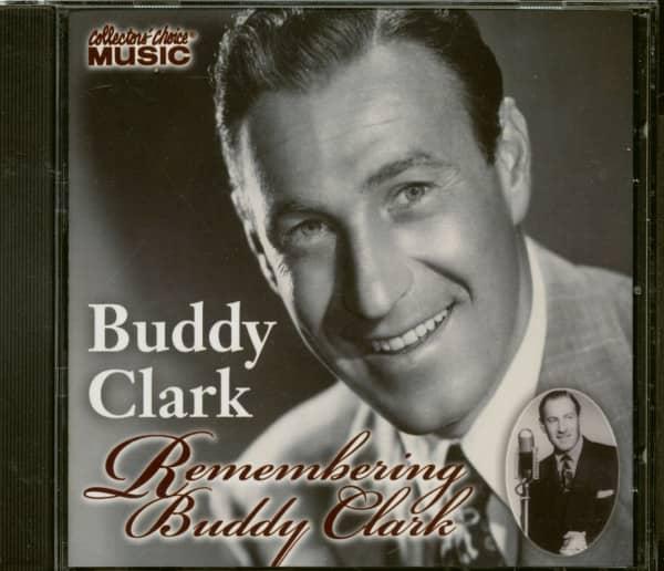 Remembering Buddy Clark (CD)
