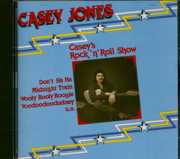 Casey's Rock 'n' Roll Show (CD)