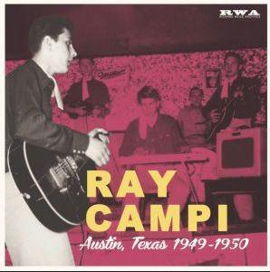 Austin, Texas 1949-1950 (LP, 10inch)