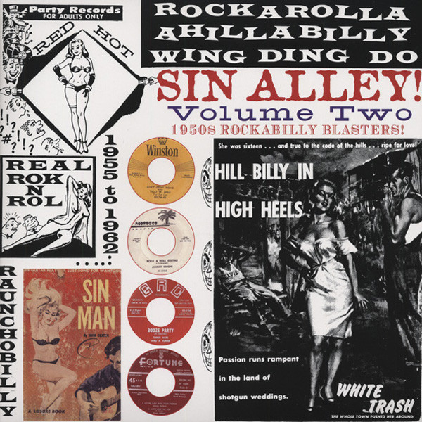 Vol.2, Sin Alley (2011 re-release)
