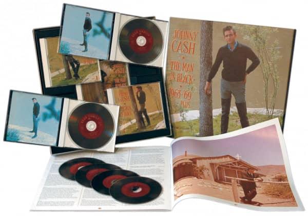 Man In Black 1963-69 Vol.3 (6-CD)