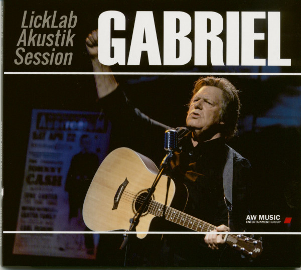 LickLab Akustik Session (CD)