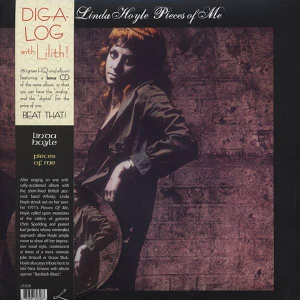 Pieces Of Me (1971) - 180g Vinyl plus CD