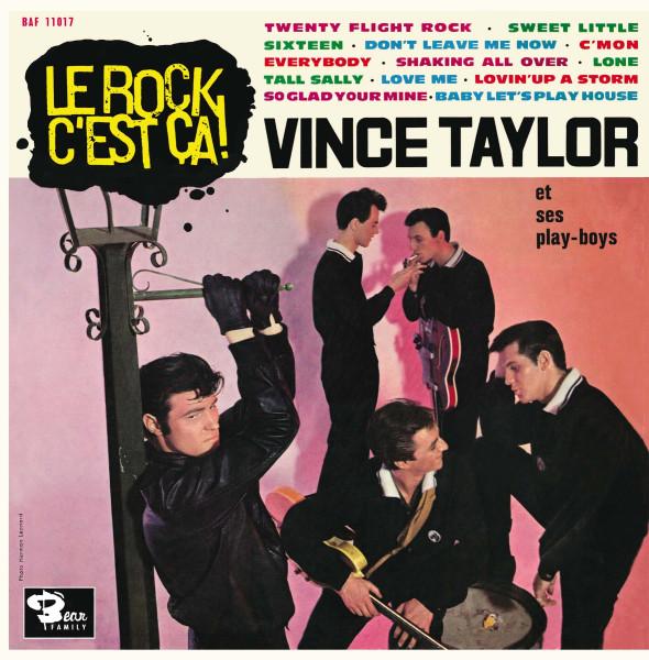Le Rock C'est Ça (LP, 10inch, Ltd.)