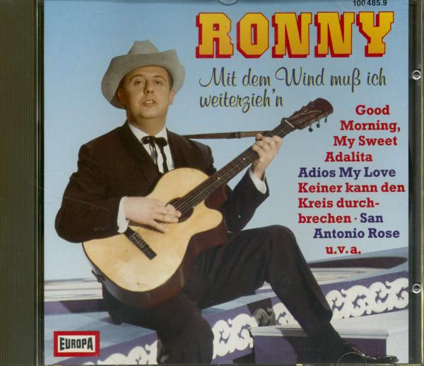 Mit dem Wind muss ich weiterzieh'n (CD)