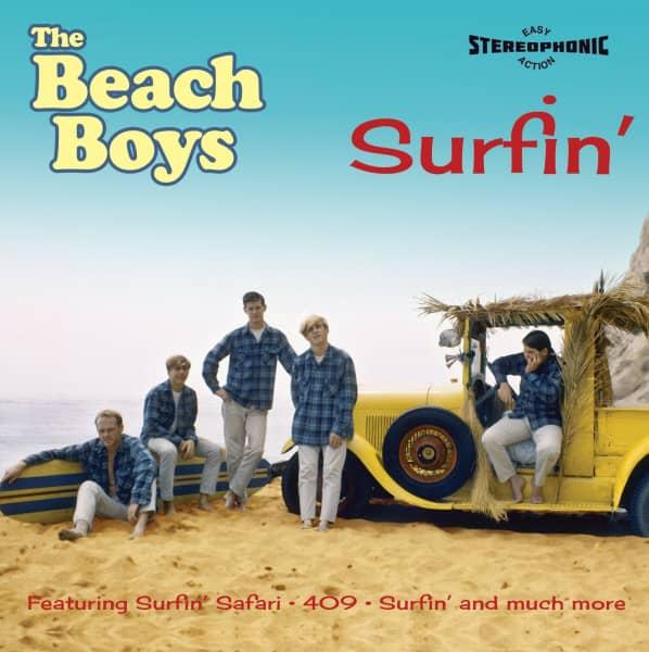 Surfin: Original Recordings 1961-62 (2-CD)