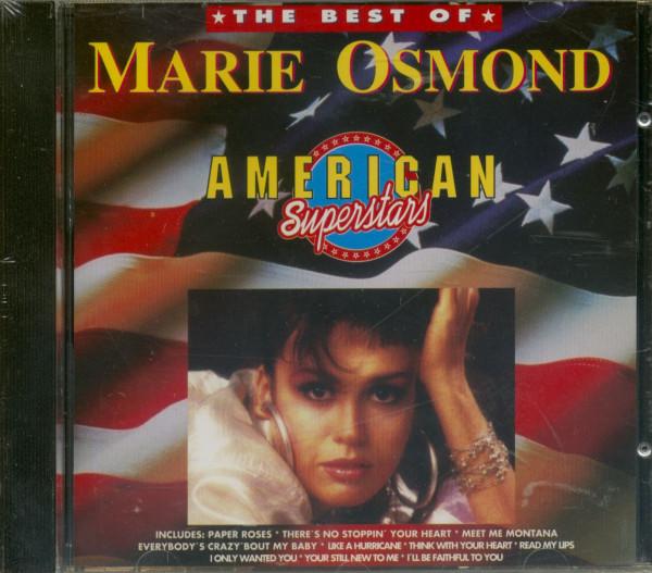 Best Of - American Superstars Series (CD)