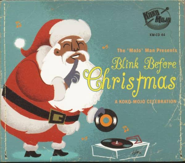 Blink Before Christmas (CD)