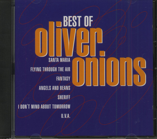Best Of Oliver Onions (CD)