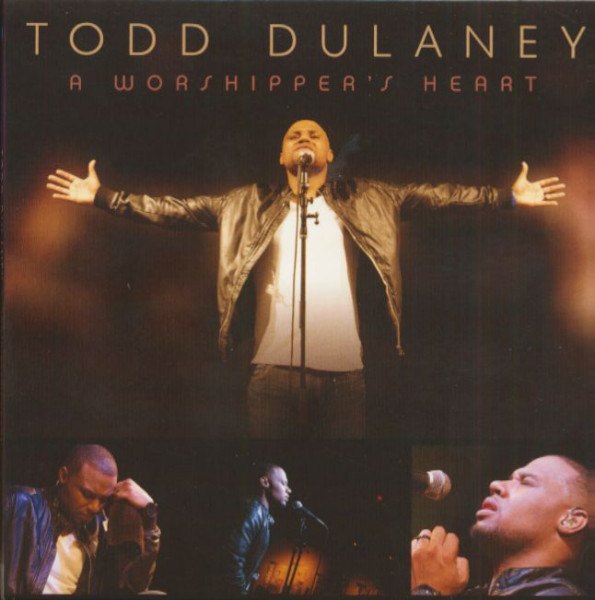 A Worshipper's Heart (CD)