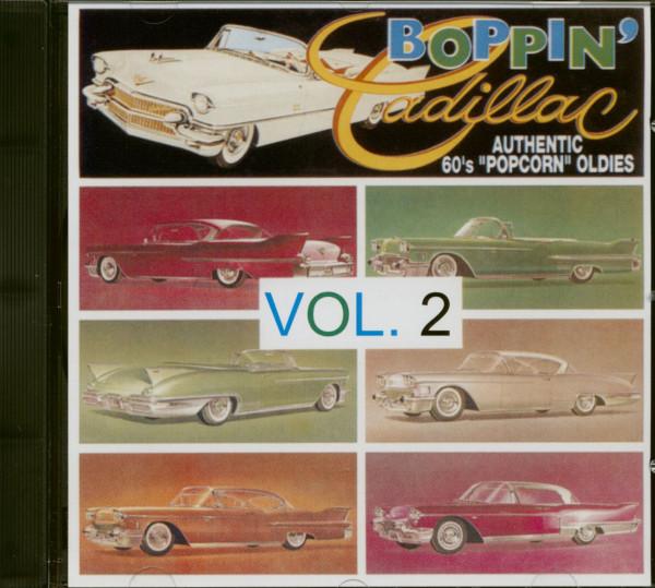 Boppin' Cadillac Vol.2 (CD)