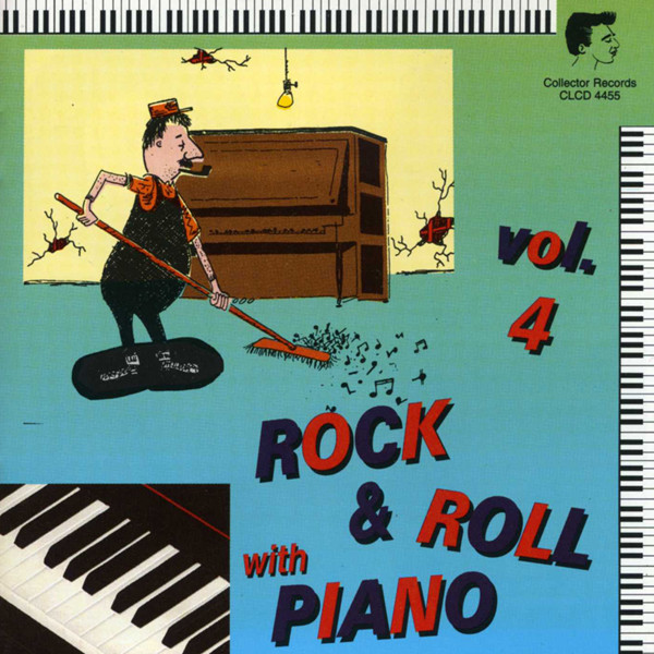 Vol.4, Rock & Roll with Piano