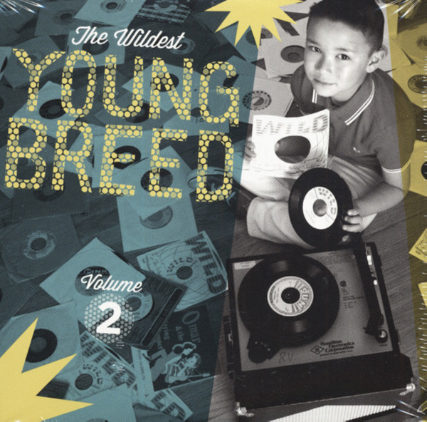 Vol.2, The Young Breed (2-CD)