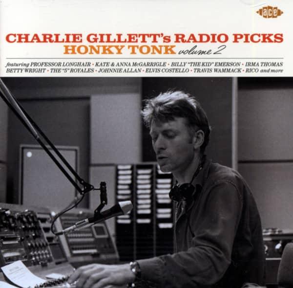 Charlie Gillett's Radio Picks - Honky Tonk Vol. 2 (CD)