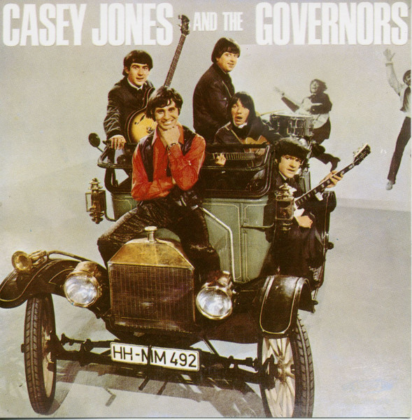 Casey Jones & The Governors (CD)