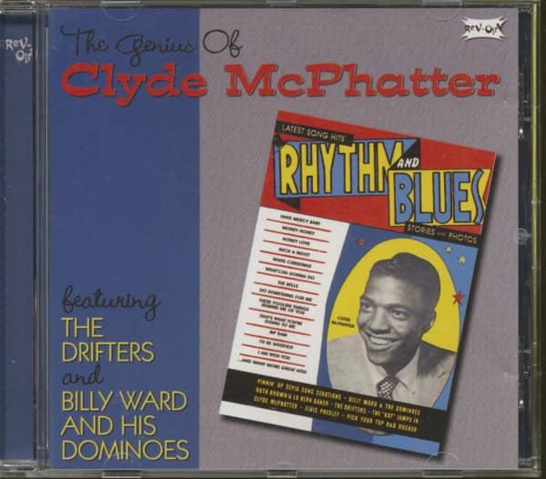 The Genius Of Clyde McPhatter (CD)