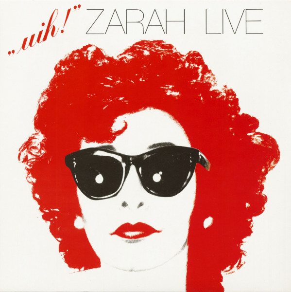 Zarah Live 'uih!' (LP)