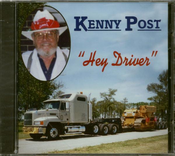 Hey Driver (CD)
