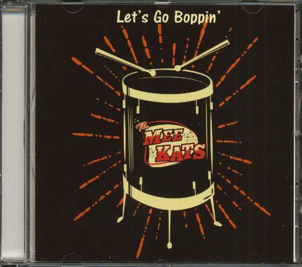 Let's Go Boppin' (CD)