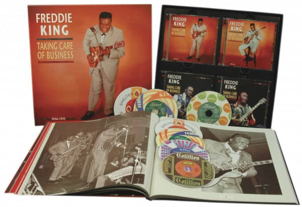Taking Care Of Business (7-CD Deluxe Box Set)